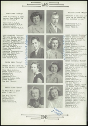 Page 10, 1946 Edition, Winfield High School - Mirror Yearbook (Winfield, IA) online yearbook collection