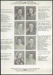 Page 11, 1946 Edition, Winfield High School - Mirror Yearbook (Winfield, IA) online yearbook collection