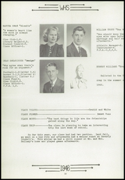 Page 12, 1946 Edition, Winfield High School - Mirror Yearbook (Winfield, IA) online yearbook collection