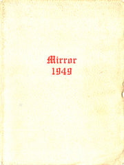 Winfield High School - Mirror Yearbook (Winfield, IA) online yearbook collection, 1949 Edition, Page 1