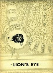 Page 1, 1957 Edition, Lisbon High School - Lions Eye Yearbook (Lisbon, IA) online yearbook collection