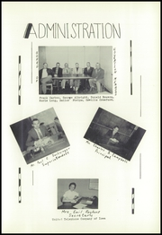 Page 15, 1957 Edition, Lisbon High School - Lions Eye Yearbook (Lisbon, IA) online yearbook collection