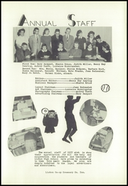 Page 9, 1957 Edition, Lisbon High School - Lions Eye Yearbook (Lisbon, IA) online yearbook collection