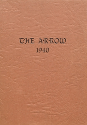 Page 1, 1940 Edition, Alden High School - Redskin Yearbook (Alden, IA) online yearbook collection