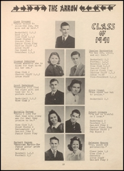Page 17, 1940 Edition, Alden High School - Redskin Yearbook (Alden, IA) online yearbook collection