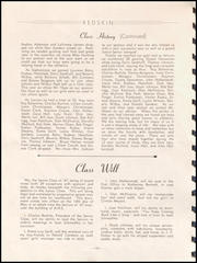 Page 14, 1947 Edition, Alden High School - Redskin Yearbook (Alden, IA) online yearbook collection