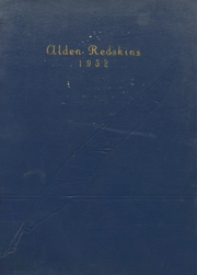 Alden High School - Redskin Yearbook (Alden, IA) online yearbook collection, 1952 Edition, Page 1