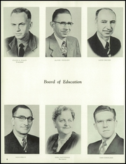 Page 10, 1952 Edition, Parkersburg High School - Top Talk Yearbook (Parkersburg, IA) online yearbook collection