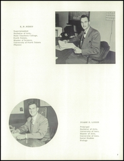 Page 11, 1952 Edition, Parkersburg High School - Top Talk Yearbook (Parkersburg, IA) online yearbook collection