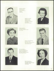 Page 13, 1952 Edition, Parkersburg High School - Top Talk Yearbook (Parkersburg, IA) online yearbook collection