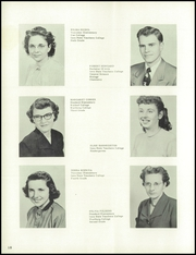 Page 14, 1952 Edition, Parkersburg High School - Top Talk Yearbook (Parkersburg, IA) online yearbook collection