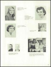 Page 15, 1952 Edition, Parkersburg High School - Top Talk Yearbook (Parkersburg, IA) online yearbook collection