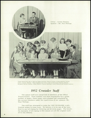 Page 8, 1952 Edition, Parkersburg High School - Top Talk Yearbook (Parkersburg, IA) online yearbook collection