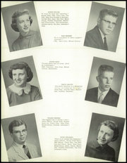 Page 10, 1958 Edition, Parkersburg High School - Top Talk Yearbook (Parkersburg, IA) online yearbook collection