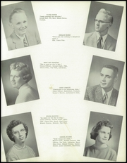 Page 11, 1958 Edition, Parkersburg High School - Top Talk Yearbook (Parkersburg, IA) online yearbook collection