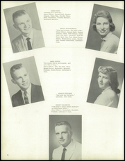 Page 12, 1958 Edition, Parkersburg High School - Top Talk Yearbook (Parkersburg, IA) online yearbook collection