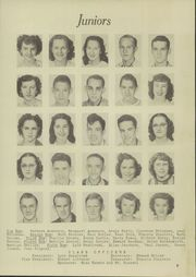 Page 11, 1948 Edition, Greene High School - Greene and White Yearbook (Greene, IA) online yearbook collection