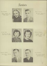 Page 7, 1948 Edition, Greene High School - Greene and White Yearbook (Greene, IA) online yearbook collection