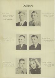 Page 8, 1948 Edition, Greene High School - Greene and White Yearbook (Greene, IA) online yearbook collection