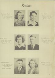 Page 9, 1948 Edition, Greene High School - Greene and White Yearbook (Greene, IA) online yearbook collection