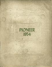 1954 Edition, Milford High School - Pioneer Yearbook (Milford, IA)