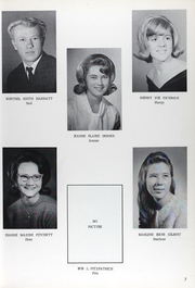 Page 12, 1965 Edition, Milford High School - Pioneer Yearbook (Milford, IA) online yearbook collection