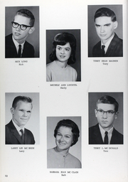 Page 13, 1965 Edition, Milford High School - Pioneer Yearbook (Milford, IA) online yearbook collection