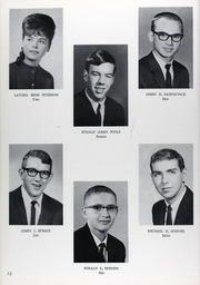 Page 15, 1965 Edition, Milford High School - Pioneer Yearbook (Milford, IA) online yearbook collection