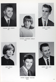 Page 16, 1965 Edition, Milford High School - Pioneer Yearbook (Milford, IA) online yearbook collection
