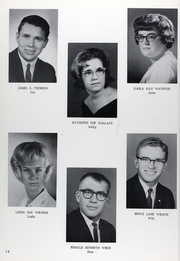 Page 17, 1965 Edition, Milford High School - Pioneer Yearbook (Milford, IA) online yearbook collection