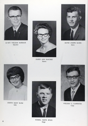 Page 9, 1965 Edition, Milford High School - Pioneer Yearbook (Milford, IA) online yearbook collection