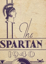 Page 1, 1940 Edition, Anita High School - Spartan Yearbook (Anita, IA) online yearbook collection