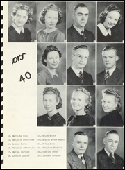 Page 7, 1940 Edition, Anita High School - Spartan Yearbook (Anita, IA) online yearbook collection