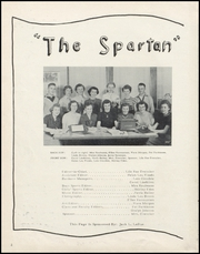 Page 6, 1953 Edition, Anita High School - Spartan Yearbook (Anita, IA) online yearbook collection