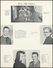 Page 10, 1955 Edition, Anita High School - Spartan Yearbook (Anita, IA) online yearbook collection