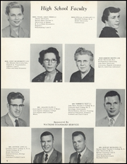Page 8, 1955 Edition, Anita High School - Spartan Yearbook (Anita, IA) online yearbook collection