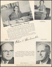 Page 8, 1957 Edition, Anita High School - Spartan Yearbook (Anita, IA) online yearbook collection