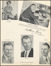 Page 9, 1957 Edition, Anita High School - Spartan Yearbook (Anita, IA) online yearbook collection