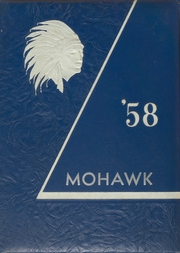 1958 Edition, Moravia Community High School - Mohawk Memories Yearbook (Moravia, IA)