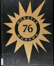 1976 Edition, Moravia Community High School - Mohawk Memories Yearbook (Moravia, IA)