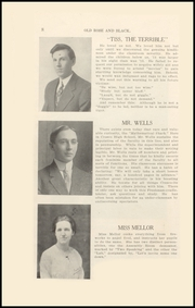 Page 12, 1913 Edition, Cresco High School - Spartan Yearbook (Cresco, IA) online yearbook collection