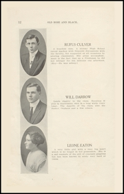 Page 16, 1913 Edition, Cresco High School - Spartan Yearbook (Cresco, IA) online yearbook collection