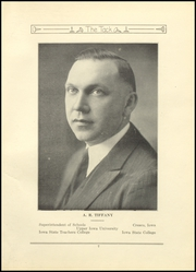 Page 13, 1925 Edition, Cresco High School - Spartan Yearbook (Cresco, IA) online yearbook collection