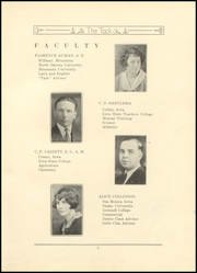 Page 15, 1925 Edition, Cresco High School - Spartan Yearbook (Cresco, IA) online yearbook collection