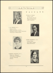 Page 16, 1925 Edition, Cresco High School - Spartan Yearbook (Cresco, IA) online yearbook collection