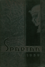 Cresco High School - Spartan Yearbook (Cresco, IA) online yearbook collection, 1939 Edition, Page 1