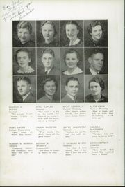 Page 14, 1939 Edition, Cresco High School - Spartan Yearbook (Cresco, IA) online yearbook collection