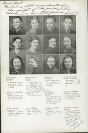 Page 16, 1939 Edition, Cresco High School - Spartan Yearbook (Cresco, IA) online yearbook collection