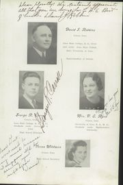 Page 7, 1939 Edition, Cresco High School - Spartan Yearbook (Cresco, IA) online yearbook collection