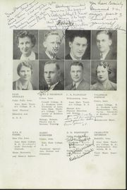 Page 9, 1939 Edition, Cresco High School - Spartan Yearbook (Cresco, IA) online yearbook collection